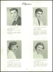 Page 14, 1954 Edition, Ridgway High School - Elker Yearbook (Ridgway, PA) online yearbook collection