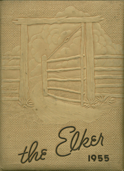 Ridgway High School - Elker Yearbook (Ridgway, PA) online yearbook collection, 1955 Edition, Page 1
