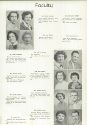 Page 13, 1955 Edition, Ridgway High School - Elker Yearbook (Ridgway, PA) online yearbook collection