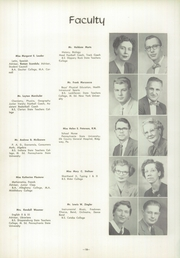 Page 14, 1955 Edition, Ridgway High School - Elker Yearbook (Ridgway, PA) online yearbook collection