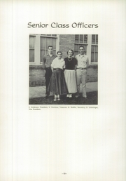 Page 16, 1955 Edition, Ridgway High School - Elker Yearbook (Ridgway, PA) online yearbook collection