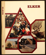 Page 1, 1975 Edition, Ridgway High School - Elker Yearbook (Ridgway, PA) online yearbook collection