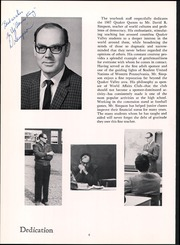 Page 10, 1967 Edition, Quaker Valley High School - Quaker Quotes Yearbook (Leetsdale, PA) online yearbook collection