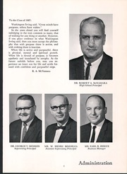 Page 11, 1967 Edition, Quaker Valley High School - Quaker Quotes Yearbook (Leetsdale, PA) online yearbook collection