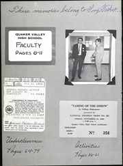 Page 6, 1968 Edition, Quaker Valley High School - Quaker Quotes Yearbook (Leetsdale, PA) online yearbook collection