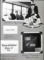 Page 7, 1968 Edition, Quaker Valley High School - Quaker Quotes Yearbook (Leetsdale, PA) online yearbook collection