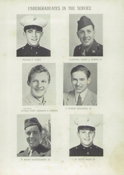 Page 15, 1943 Edition, Haverford School - Haligoluk Yearbook (Havertown, PA) online yearbook collection