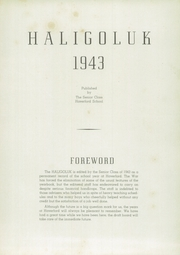 Page 7, 1943 Edition, Haverford School - Haligoluk Yearbook (Havertown, PA) online yearbook collection