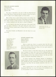 Page 15, 1947 Edition, Haverford School - Haligoluk Yearbook (Havertown, PA) online yearbook collection