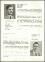 Page 16, 1947 Edition, Haverford School - Haligoluk Yearbook (Havertown, PA) online yearbook collection