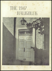 Page 5, 1947 Edition, Haverford School - Haligoluk Yearbook (Havertown, PA) online yearbook collection