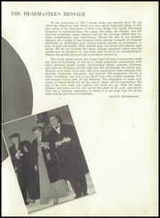 Page 9, 1947 Edition, Haverford School - Haligoluk Yearbook (Havertown, PA) online yearbook collection