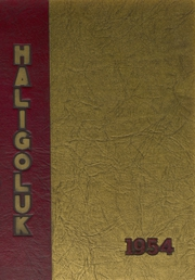 1954 Edition, Haverford School - Haligoluk Yearbook (Havertown, PA)