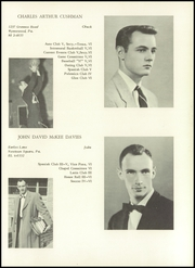 Page 15, 1955 Edition, Haverford School - Haligoluk Yearbook (Havertown, PA) online yearbook collection