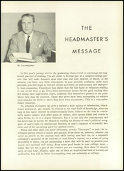 Page 7, 1955 Edition, Haverford School - Haligoluk Yearbook (Havertown, PA) online yearbook collection