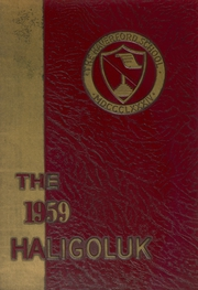 1959 Edition, Haverford School - Haligoluk Yearbook (Havertown, PA)