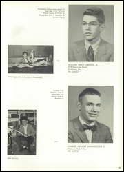 Page 13, 1959 Edition, Haverford School - Haligoluk Yearbook (Havertown, PA) online yearbook collection