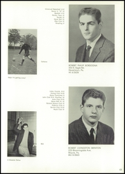 Page 17, 1959 Edition, Haverford School - Haligoluk Yearbook (Havertown, PA) online yearbook collection