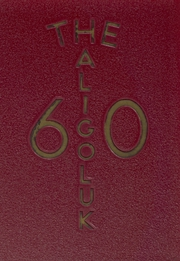 1960 Edition, Haverford School - Haligoluk Yearbook (Havertown, PA)