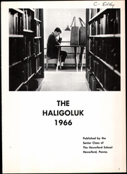 Page 5, 1966 Edition, Haverford School - Haligoluk Yearbook (Havertown, PA) online yearbook collection