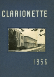 Page 1, 1956 Edition, Clarion Area High School - Clarionette Yearbook (Clarion, PA) online yearbook collection