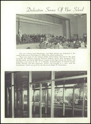 Page 13, 1956 Edition, Clarion Area High School - Clarionette Yearbook (Clarion, PA) online yearbook collection