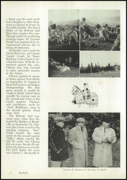 Page 10, 1958 Edition, Clarion Area High School - Clarionette Yearbook (Clarion, PA) online yearbook collection