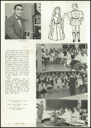 Page 14, 1958 Edition, Clarion Area High School - Clarionette Yearbook (Clarion, PA) online yearbook collection