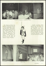Page 17, 1958 Edition, Clarion Area High School - Clarionette Yearbook (Clarion, PA) online yearbook collection