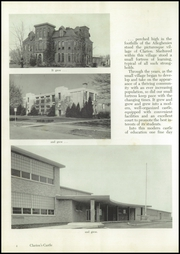 Page 8, 1958 Edition, Clarion Area High School - Clarionette Yearbook (Clarion, PA) online yearbook collection