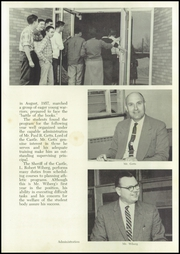 Page 9, 1958 Edition, Clarion Area High School - Clarionette Yearbook (Clarion, PA) online yearbook collection