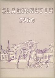 Page 1, 1960 Edition, Clarion Area High School - Clarionette Yearbook (Clarion, PA) online yearbook collection