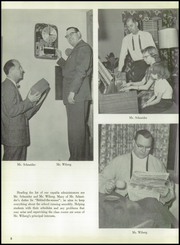 Page 12, 1960 Edition, Clarion Area High School - Clarionette Yearbook (Clarion, PA) online yearbook collection