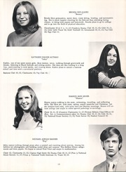 Page 17, 1972 Edition, Clarion Area High School - Clarionette Yearbook (Clarion, PA) online yearbook collection