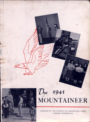 Page 7, 1941 Edition, Ligonier Valley High School - Mountaineer Yearbook (Ligonier, PA) online yearbook collection