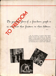 Page 8, 1941 Edition, Ligonier Valley High School - Mountaineer Yearbook (Ligonier, PA) online yearbook collection