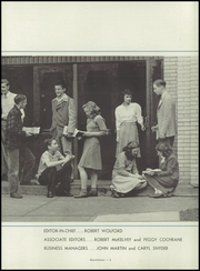 Page 7, 1946 Edition, Ligonier Valley High School - Mountaineer Yearbook (Ligonier, PA) online yearbook collection