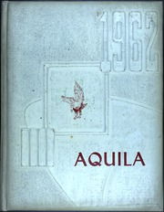 1962 Edition, Youngsville High School - Aquila Yearbook (Youngsville, PA)