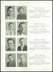 Page 14, 1956 Edition, Parkland High School - Par Key Yearbook (Orefield, PA) online yearbook collection