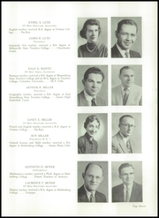 Page 15, 1956 Edition, Parkland High School - Par Key Yearbook (Orefield, PA) online yearbook collection