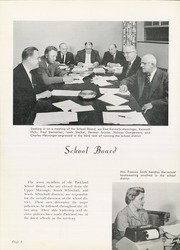 Page 12, 1959 Edition, Parkland High School - Par Key Yearbook (Orefield, PA) online yearbook collection