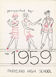 Page 6, 1959 Edition, Parkland High School - Par Key Yearbook (Orefield, PA) online yearbook collection