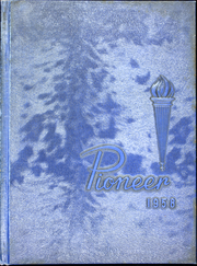 Page 1, 1958 Edition, Exeter Township Senior High School - Pioneer Yearbook (Reading, PA) online yearbook collection