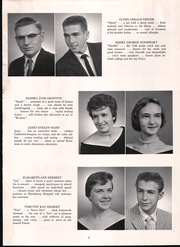 Page 11, 1958 Edition, Exeter Township Senior High School - Pioneer Yearbook (Reading, PA) online yearbook collection