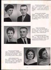 Page 12, 1958 Edition, Exeter Township Senior High School - Pioneer Yearbook (Reading, PA) online yearbook collection