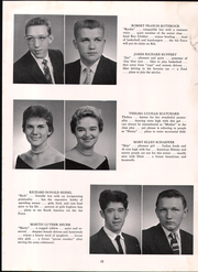 Page 16, 1958 Edition, Exeter Township Senior High School - Pioneer Yearbook (Reading, PA) online yearbook collection