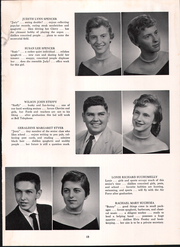 Page 17, 1958 Edition, Exeter Township Senior High School - Pioneer Yearbook (Reading, PA) online yearbook collection