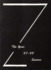 Page 7, 1958 Edition, Exeter Township Senior High School - Pioneer Yearbook (Reading, PA) online yearbook collection