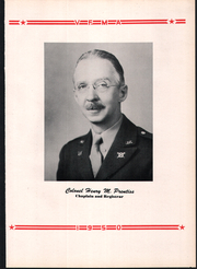Page 13, 1950 Edition, Valley Forge Military Academy - Crossed Sabres Yearbook (Wayne, PA) online yearbook collection