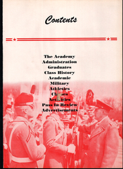 Page 9, 1950 Edition, Valley Forge Military Academy - Crossed Sabres Yearbook (Wayne, PA) online yearbook collection